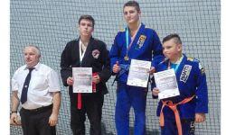 Liga dzieci i młodzieży Ju Jitsu - Katowice 8 Października