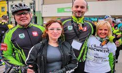 Pierwszy jaworznicki Night Biking Anno Domini 2016